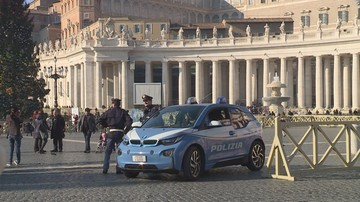 Mistrz rajdowy będzie uczył karabinierów z Rzymu szybkiej jazdy radiowozem