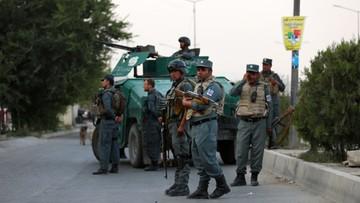 Zamach na biuro kandydata na wiceprezydenta Afganistanu. Są ofiary
