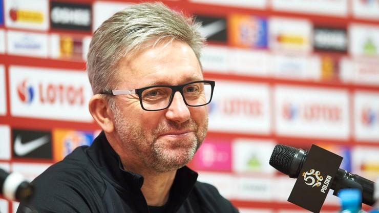 Konferencja prasowa piłkarskiej reprezentacji Polski. Kliknij i oglądaj