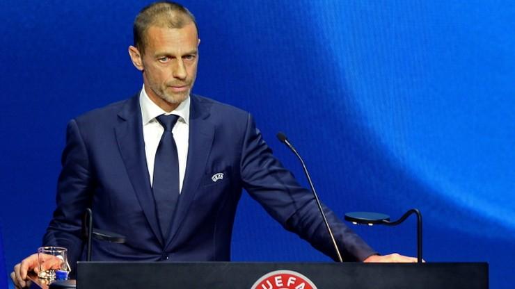 Szef UEFA skomentował wycofanie się Manchesteru City z SuperLigi. Dobitne słowa