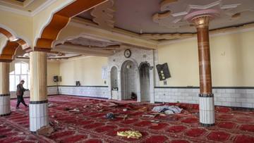 Zamach na meczet w Kabulu. Reuters: Państwo Islamskie przyznało się do ataku