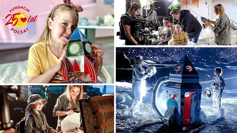 Fundacja Polsat już 25 lat pomaga chorym dzieciom