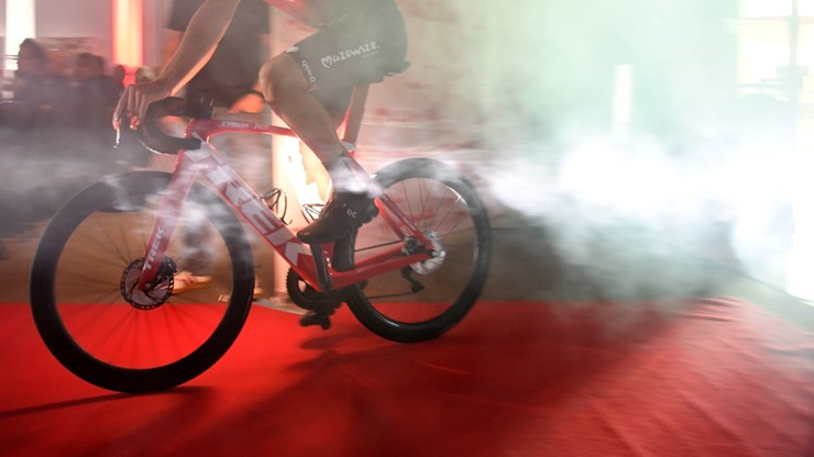 Koronawirus opóźnia rozpoczęcie krajowego sezonu kolarskiego