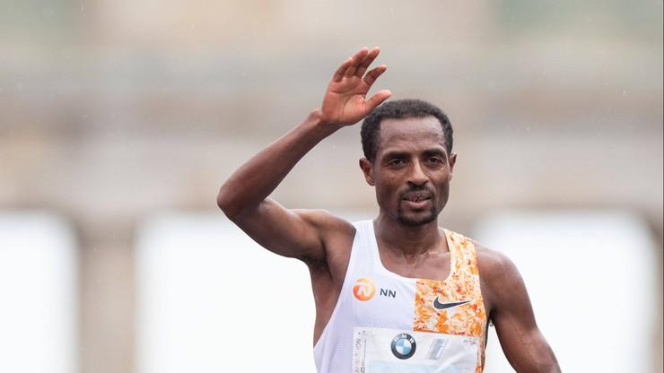 Tokio 2020: Etiopczyk Kenenisa Bekele nie wystąpi w maratonie