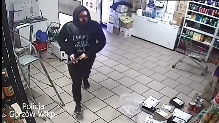 Napad na sklep w Lubuskiem. 19-latek groził pracownicom nożem