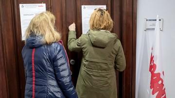 """Okupacja małopolskiego kuratorium oświaty. Będzie trwała """"do czasu pojawienia się osoby decyzyjnej"""""""