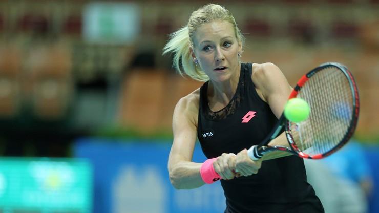 Wimbledon: Urszula Radwańska jedyną Polką w trzeciej rundzie kwalifikacji