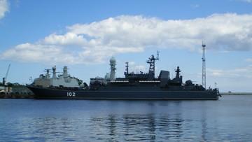 """""""Rosja wzmacnia Flotę Bałtycką"""""""