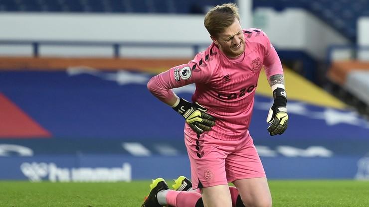El. MŚ 2022: Jordan Pickford nie zagra w meczu z Polską