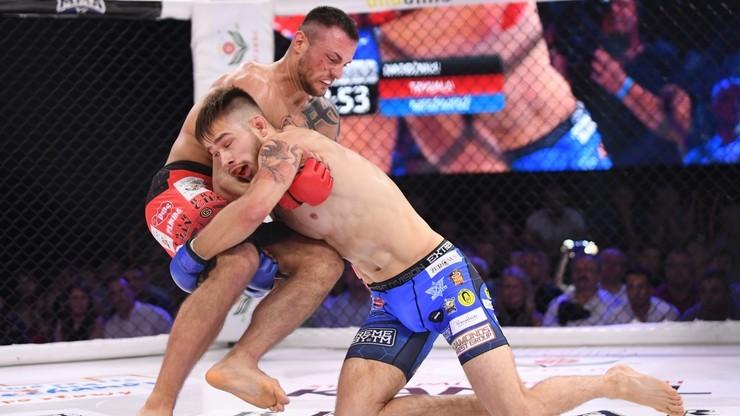 Babilon MMA 2: Były zawodnik UFC rywalem Niedźwiedzia!