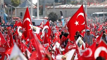 Media: w Turcji po puczu zatrzymano ponad 15 tys. osób