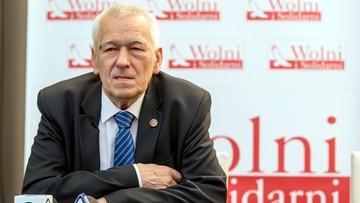 """""""Jestem za wprowadzeniem kadencyjności w samorządach"""". Kornel Morawiecki"""