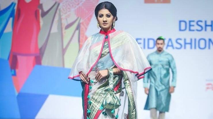22-letnia modelka z Bangladeszu popełniła samobójstwo.  Osierociła trzyletnią córkę