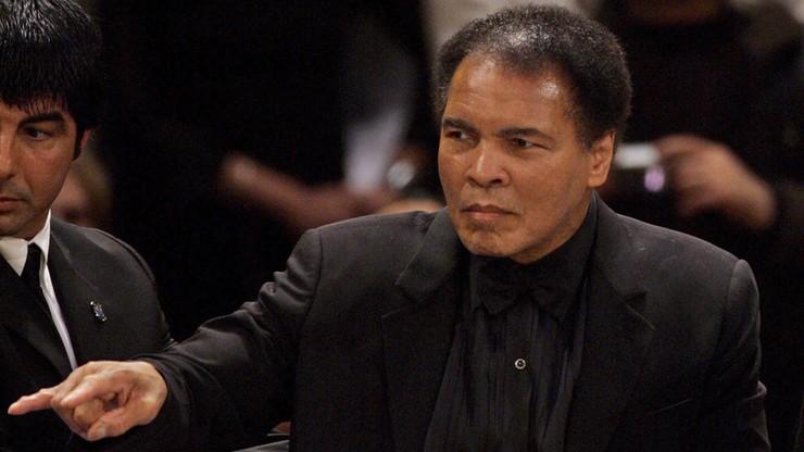 Muhammad Ali w szpitalu