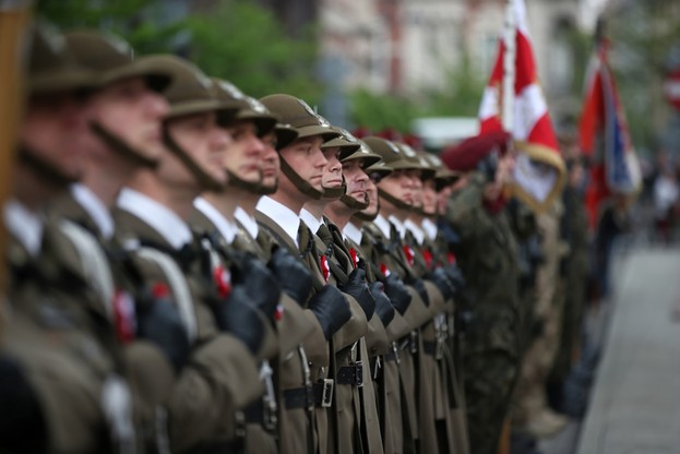 Obchody Święta Konstytucji 3 maja w Polsce i na świecie