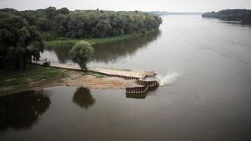 """Wody Polskie nieodpłatnie przekażą rurociągi. """"Aby przyspieszyć ratowanie Wisły"""""""