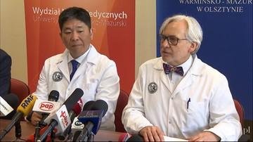 """Operacje pacjentów w śpiączce """"powiodły się"""". Zobacz konferencję w olsztyńskim szpitalu"""