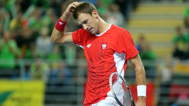 ATP w Paryżu: Porażka Kubota w I rundzie debla