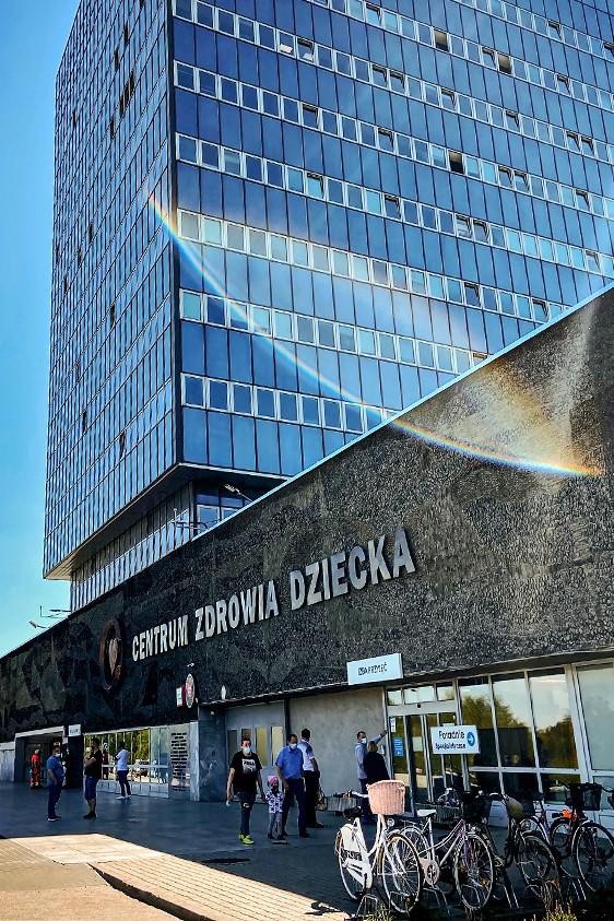 2021-05-13 Otwarto Centrum Chorób Rzadkich im. Fundacji Polsat