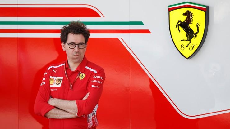 Formuła 1: Ferrari ma nowego szefa