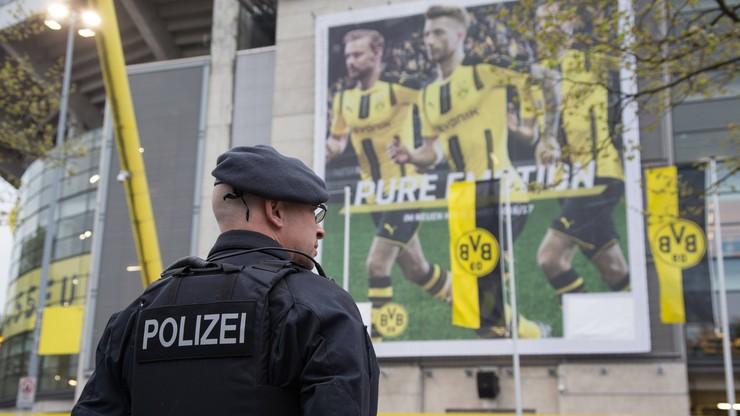 700 policjantów strzeże bezpieczeństwa w Dortmundzie