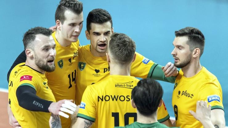 PlusLiga: GKS Katowice bliżej dziewiątego miejsca