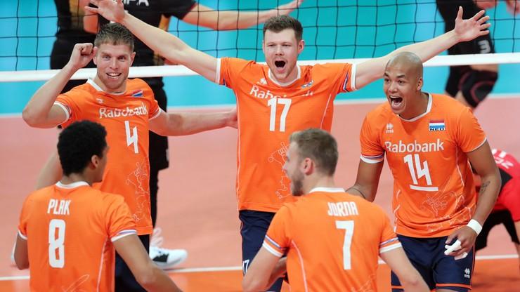 Kwalifikacje ME siatkarzy: Chorwacja - Holandia. Relacja na żywo