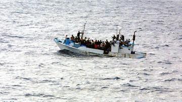 Zatonęła łódź z imigrantami u wybrzeży Egiptu. Co najmniej 42 ofiary