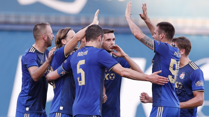 Liga Mistrzów: Dinamo Zagrzeb rywalem Legii Warszawa w trzeciej rundzie kwalifikacji