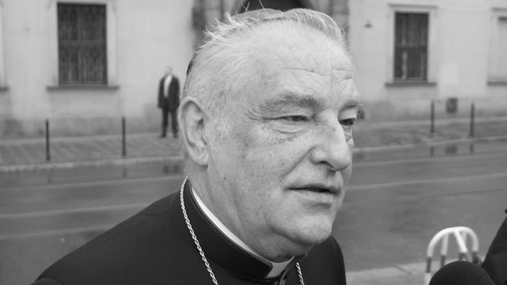 Zmarł bliski współpracownik trzech papieży. Kardynał Zenon Grocholewski miał 80 lat