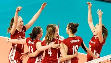 Polskie siatkarki awansowały do finałów mistrzostw Europy!