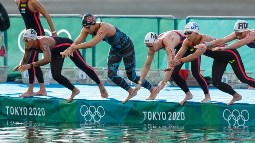Tokio 2020: Ana Marcela Cunha najszybsza na 10 km na otwartym akwenie
