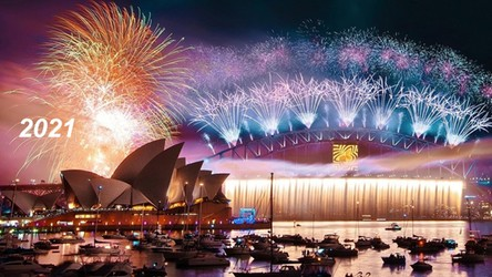 Zobacz, jak cały świat witał Nowy Rok 2021, od Sydney aż po Hawaje