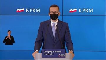 """""""Tarcza"""" dla samorządów. Premier o 12 mld zł bezzwrotnego wsparcia"""