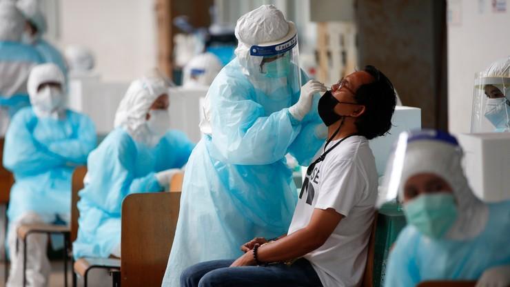 Pandemia koronawirusa. 140 mln zakażonych i 3 mln zmarłych