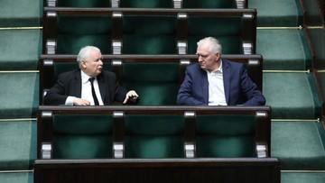 Sasin: słyszałem, że Gowin zapowiadał wyjście z rządu