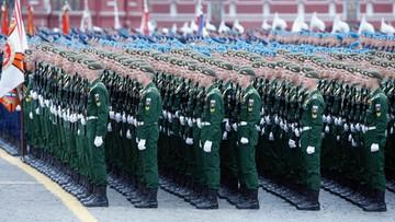 Defilada wojskowa w Moskwie. Rosjanie świętują zwycięstwo nad Niemcami