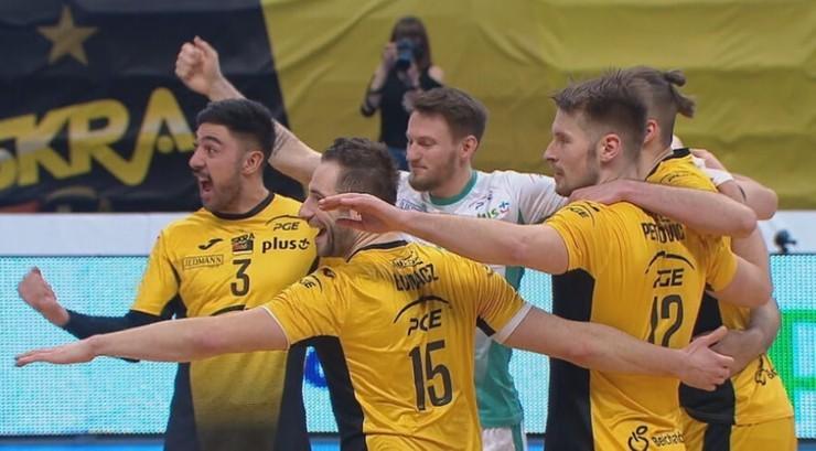 Taylor Sander nie zagra w meczu z VERVĄ Warszawa ORLEN Paliwa