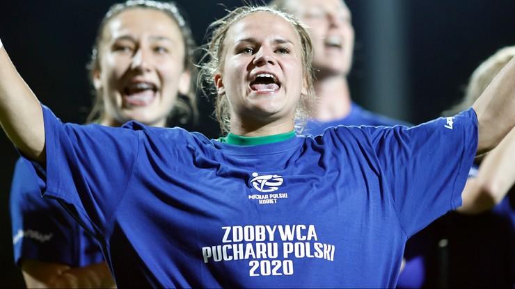 Stępiński: Cieszę się, że nasze piłkarki odchodzą do silnych klubów