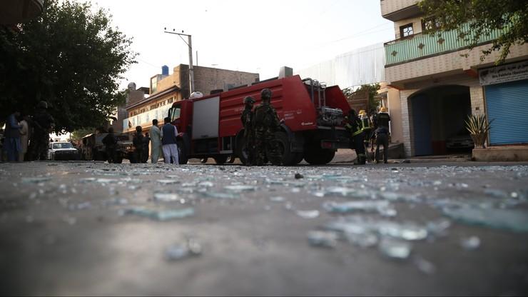 Autobus wjechał na minę podłożoną przez talibów w Afganistanie. Wszystkie ofiary to cywile