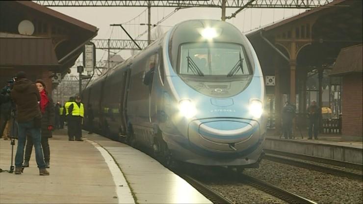 Pendolino pędziło 200 km/h na trasie z Warszawy do Gdańska