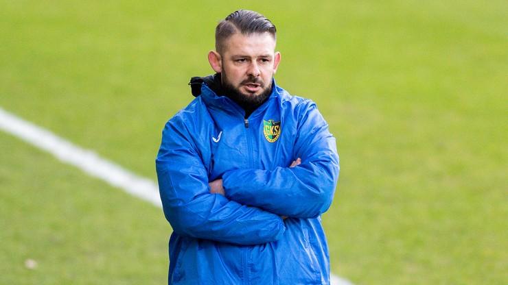Fortuna 1 Liga: Paweł Ściebura nie jest już trenerem GKS Jastrzębie