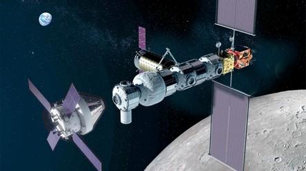 NASA w końcu ujawniła dokładną lokalizację Księżycowego Portu Kosmicznego