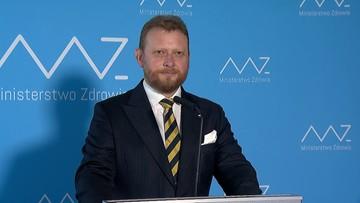 Dymisja Szumowskiego. Na czele resortu stał od 2018 r.