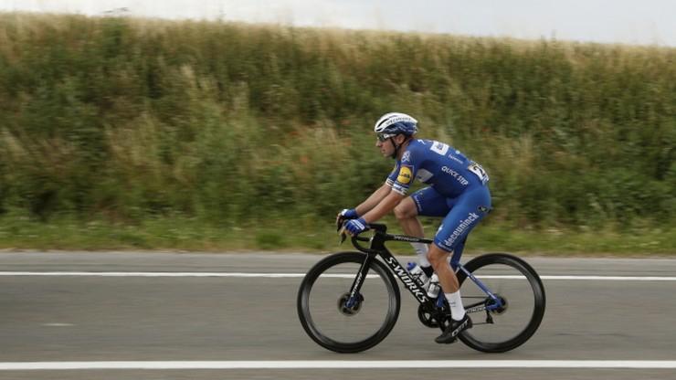 Tour de France: Viviani najszybszy w Nancy