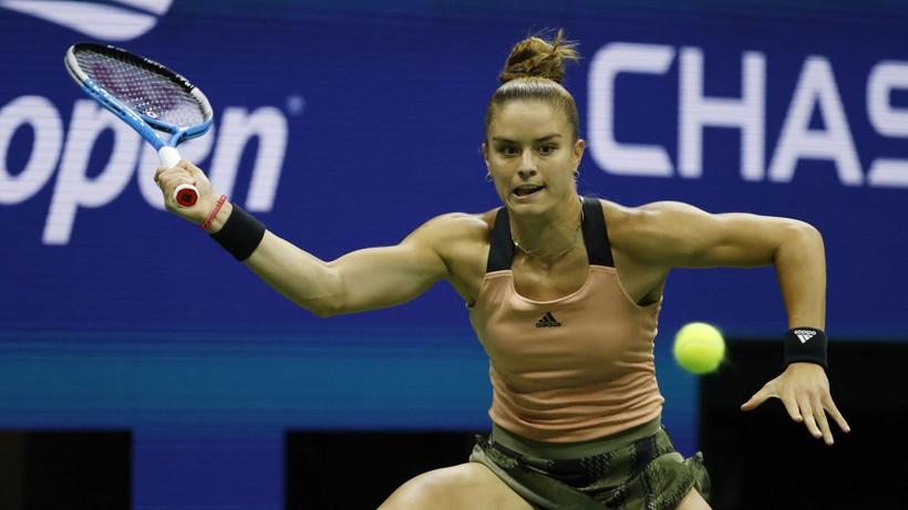 US Open: Pierwszy półfinał Sakkari w Nowym Jorku