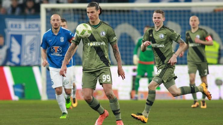 Piłkarze z przeszłością w Ekstraklasie liderami strzelców w pięciu zagranicznych ligach!