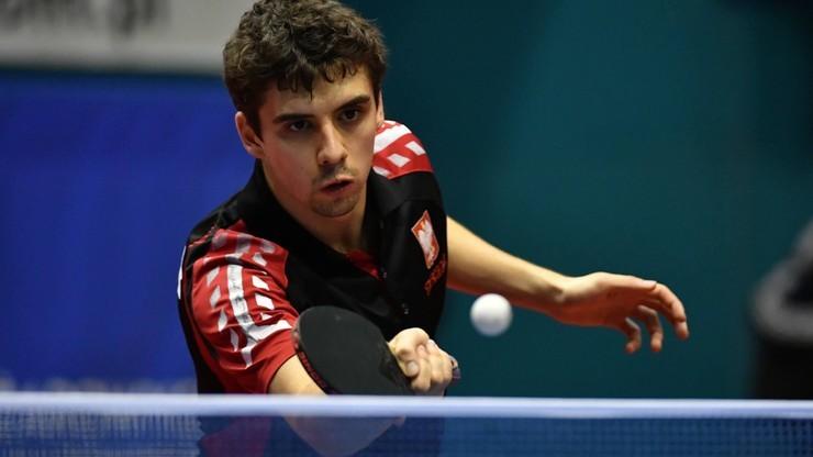 WT w tenisie stołowym: Dyjas i Badowski zagrają w Budapeszcie