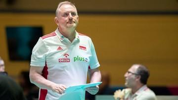 Jacek Nawrocki: Reprezentacja ma trzy cele w tym sezonie