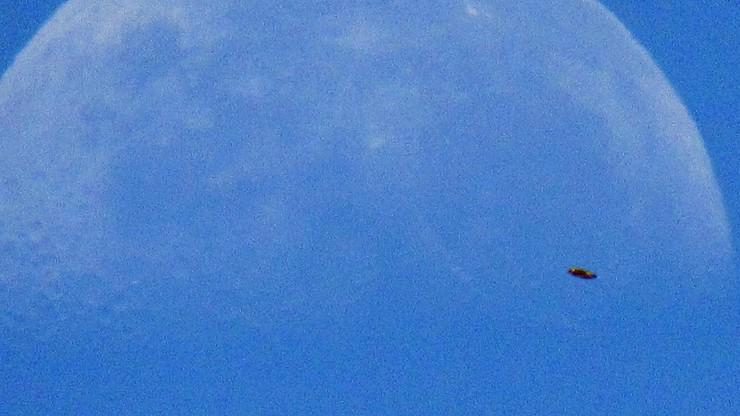 UFO nad Włochami. Widziano je 10 razy w ciągu dwóch lat